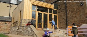 Extension to Happy Days Nursery, Dalkeith